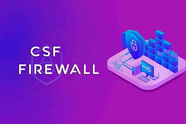 نصب فایروال csf روی سرورهای لینوکس